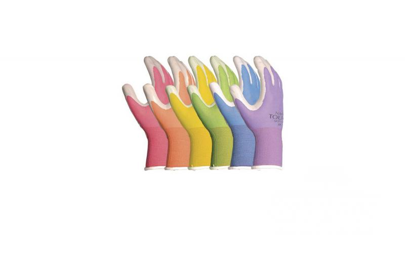 Garden Gloves - Small, Medium, and Large in Stock
