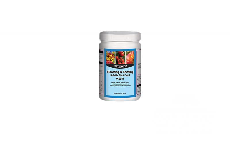 Fertilome Blooming and Rooting Plant Food 8 oz