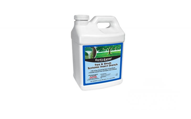 Fertilome Tree and Shrub Insect Drench 2.5 gallons