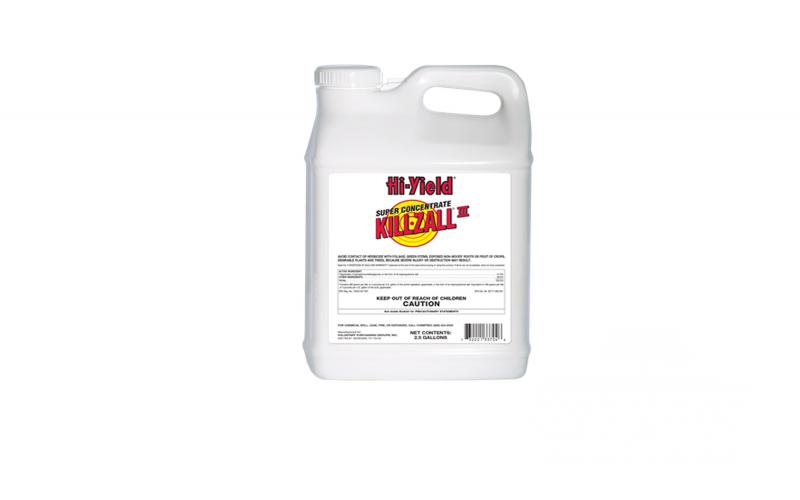 Hi Yield Killzall SUPER Concentrate Weed and Grass Killer 2.5 gallon