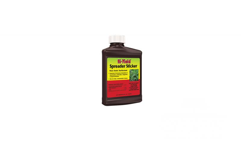 Hi- Yield Spreder Sticker - Improves and increases absorption of sprays and fertilizers