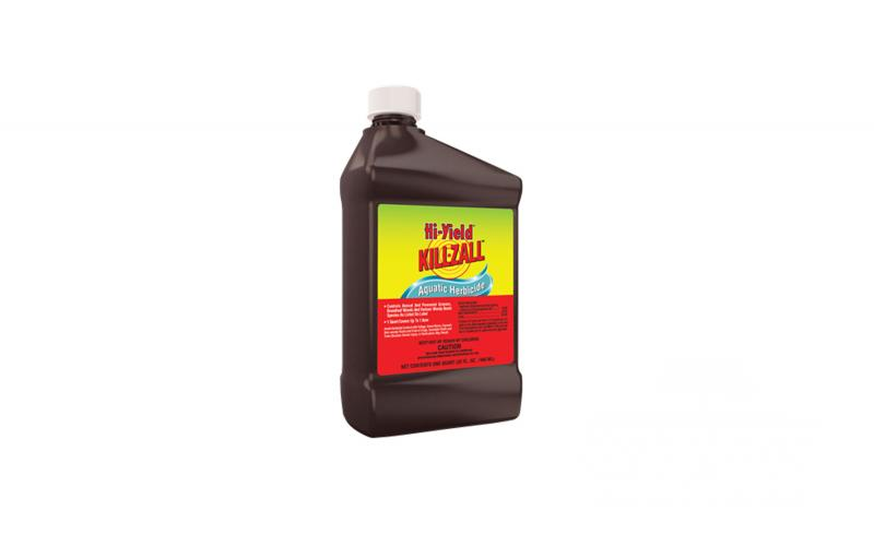 Hi-Yield Killzall Aquatic Herbicide Concentrate - 32 oz Bottle