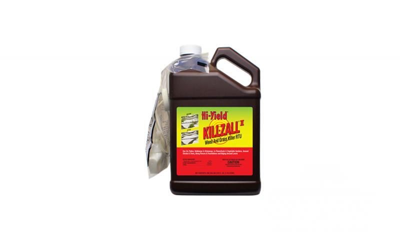Hi- Yield Killzall Weed and Grass Killer - Ready to Use - 1 Gallon