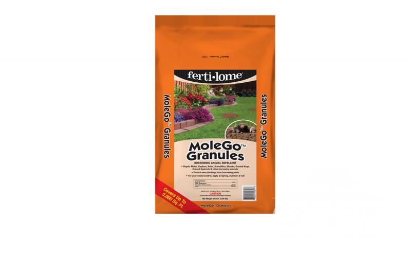 Mole Go Granules 10 lb Bag