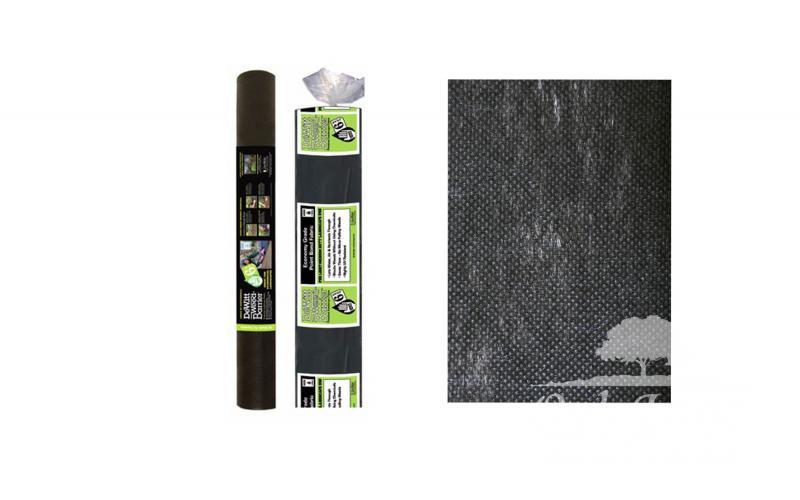 Dewitt Landscape Fabric - 6 yr - Shown with Sample