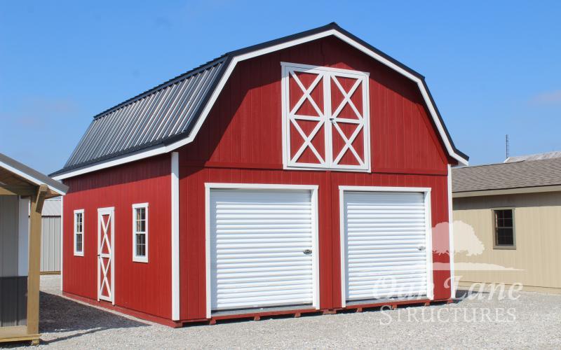 Doublewide Garage, two story tiny house, Double Story House, Double Wide House, Storage Sheds, Noblesville, Indy, Lafayette, Kokomo, Logansport, Flora, Frankfort, Greenwood, Lebanon, Brownsburg, Carmel,