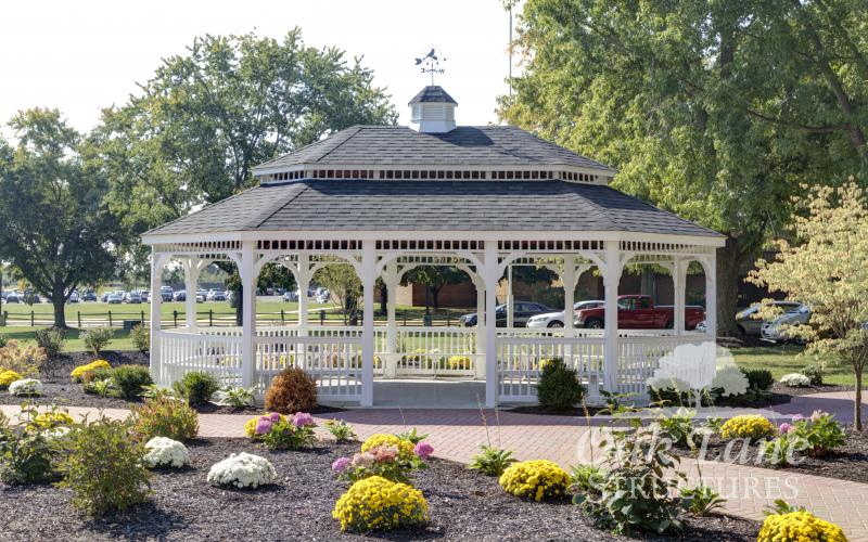 12x14 ... - Spice Up Your Backyard With A Pavilion, Pergola, Or Gazebo