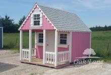 10x12 Playhouse- Warsaw, Zionsville, Indianapolis, Fort Wayne, Chicago,  Lafayette, Kokomo, Logansport