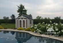 10x12 Garden Shed- Warsaw, Indianapolis, Chicago, Noblesville, Carmel, Zionsville, Lafayette, Frankfort, Logansport Fort Wayne, Lafayette, Zionsville, Terre Haute