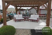 Lawn Furniture, Oak Lane, Recreation, Play Sets, Storage Sheds, Noblesville, Zionsville, Frankfort, Kokomo, Logansport, Lafayette, West Lafayette, Delphi, Brookston, Galveston, Fort Wayne