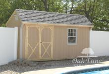 Carriage House Shed, Fancy Sheds, Cheap Sheds, Recreation, Flora, Noblesville, Frankfort, West Lafayette, Lafayette, Fort Wayne, New Haven, Roanoke, Columbia City, Garden Shed, Logansport, Kokomo