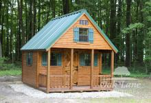 10x12 Log Cabin - Warsaw, Indianapolis, Chicago, Zionsville, Fort Wayne, Kokomo, Lafayette