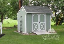 10x12 Carriage House