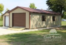 14x36 Studio, Painted, Cheap Sheds, Used Sheds, Carmel, Noblesville, Zionsville, Greenwood, Indy, Brownsburg, Lawrence, Flora, Terre Haute, Lafayette, Logansport, Kokomo, Monticello, Chicago, Fort Wayne, New Haven, Roanoke, Bourbon