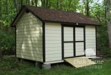 Studio Shed, Backyard Shed, Storage Shed, Flora, Lafayette, Logansport, Frankfort, Indy, Chicago, Fort Wayne, Bourbon, Warsaw, South Bend