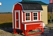 Chicken Coop, Oak Lane, Recreation, Maintanence Free Building, Rossville, Flora, Delphi, Frankfort, Lafayette, West Lafayette, Fort Wayne, Brookstion,