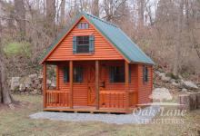 Log CabinCustom, Potting Shed, Playhouse, Chalet, Porch, Shingle Roof, Oak Lane, Recreation, Maintenance Free Buildings, Noblesville, Zionsville, Chicago, Lebanon, Fort Wayne, Greenwood, Indy, Bourbon, Fort Wayne, New Haven, Flora, Lafayette, Kokomo, Logansport, West Lafayette, Monticello