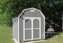 8x8 Gambrel Barn