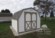 10x12 Gambrel Barn