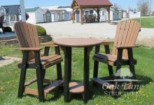 Lawn Furniture, Oak Lane, Recreation,Storage Sheds, Play Sets, Zionsville, Noblesville, Frankfort, Lafayette, West Lafayette, Delphi, Brookston, Galveston, Fort Wayne, Logansport