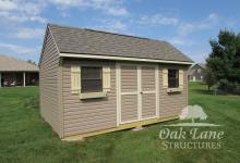 12x16 Carriage House