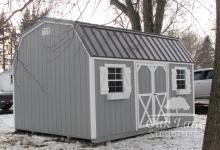 12x16 Gambrel Barn