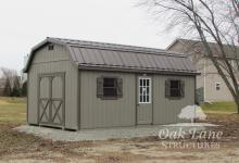 12x20 Gambrel Barn