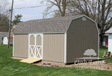 12x20 Gambrel Barn - Noblesville, Carmel, Zionsville, Indianapolis, Chicago, Fort Wayne, Lafayette, Logansport, Monticello