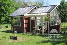 12x18 Potting Shed - Noblesville, Bourbon, Indianapolis, Carmel, Greenwood, Lebanon, Lafayette, Logansport, Frankfort, Monticello, Rossville, Kokomo
