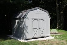 10x12 Gambrel Barn- Noblesville, Zionsville, Indianapolis, Chicago, Fort Wayne, Lafayette, Logansport, Monticello, Fort Wayne