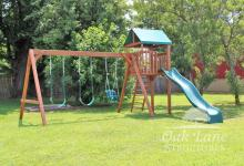 #2 Swingset - Noblesville, Zionsville, Carmel, Indianapolis, Lebanon, Greenwood, Lafayette, Logansport, Kokomo, Frankfort, Flora, Monticello, Warsaw, Chicago, Fort Wayne