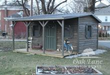 16x16 Studio, Cabin, Getaway, Log Cabin, Rustic, shed - Noblesville, Zionsville, Carmel, Indy, Indianapolis, Lebanon, Chicago, Fort Wayne, Logansport, Lafayette, Flora, Kokomo, Frankfort, Monticello, Greenwood