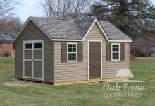 Chalet, Porch, Shingle Roof, Oak Lane, Recreation, Maintenance Free Buildings, Noblesville, Zionsville, Chicago, Lebanon, Fort Wayne, Greenwood, Indy, Bourbon, Fort Wayne, New Haven, Flora, Lafayette, Kokomo, Logansport, West Lafayette, Monticello