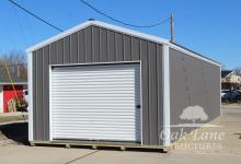 14x36 Studio, Metal, Garage, Storage Shed, Building, Yard Barn, Noblesville, Chicago, Fort Wayne, Indy, Carmel, Flora, Greenwood, Brownsburg, Kokomo, Lafayette, Logansport, frankfort, Monticello