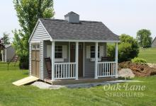 Cabana, Porch, Shingle Roof, Oak Lane, Recreation, Maintenance Free Buildings, Noblesville, Zionsville, Chicago, Lebanon, Fort Wayne, Greenwood, Indy, Bourbon, Fort Wayne, New Haven, Flora, Lafayette, Kokomo, Logansport, West Lafayette, Monticello
